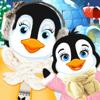 Mommy & Me - Pet Vet Doctor - Penguin Baby Care アートワーク