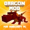 BlueGenesisApps - Dragon Mod For Minecraft PC アートワーク