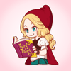 Yerzhan Tleuov - Red Riding Hood • Stickers Pack アートワーク