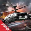 Carolina Vergara - A Battle at Increasing Speed PRO: Helicopter Power アートワーク