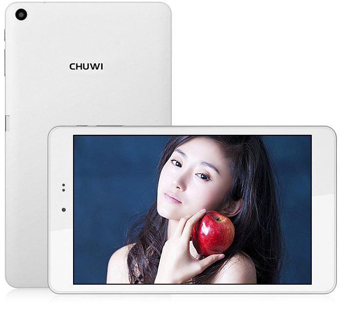 Chuwi Hi8 – Tablet de 8″ Quadcore con Windows 10 y Android
