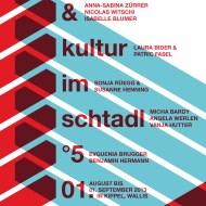 Kunst & Kultur im Schtadl 2013 - Flyer - front