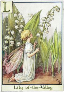 Cicley Mary Barker Flower Fairies