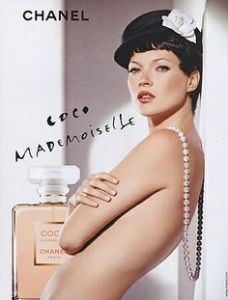 2000s UK Chanel Coco Mademoiselle Magazine Advert
