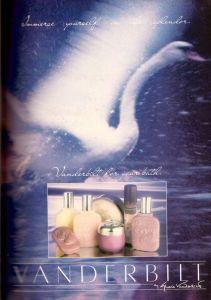 vanderbilt advert swan