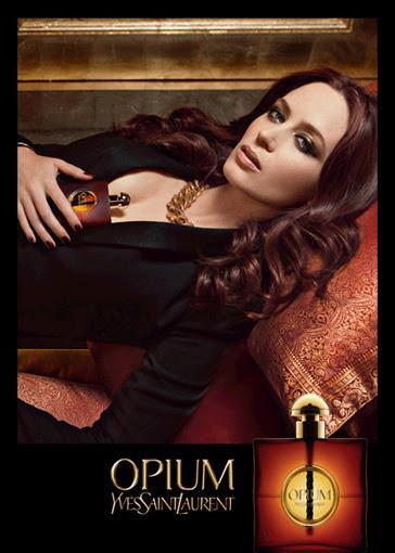emily blunt opium