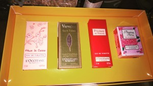 Loccitane box