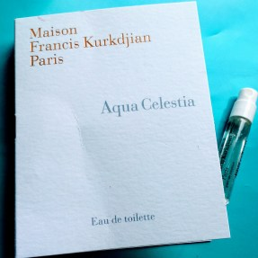 aqua celestia sample