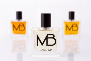 mb perfume bottles