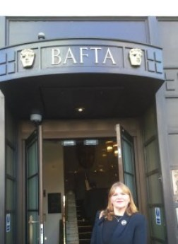 outside bafta