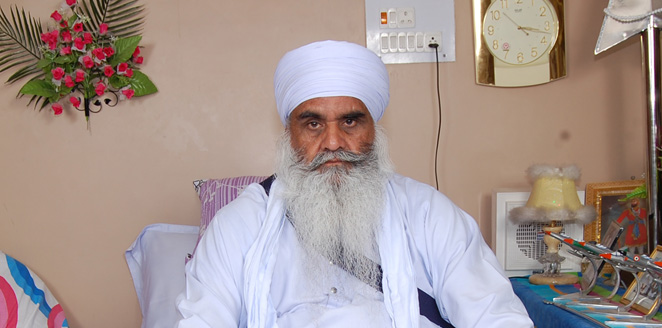 Sant Baba Maan Singh Ji Pehowa Wale Photos Added