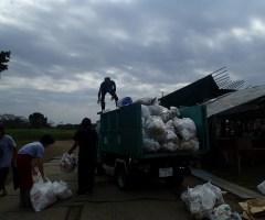 10月19日 毎日の掃除やゴミの片付けも、大事な仕事。