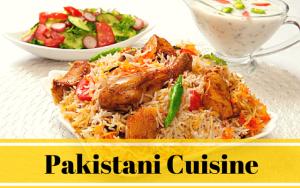 Pakistani-cuisine