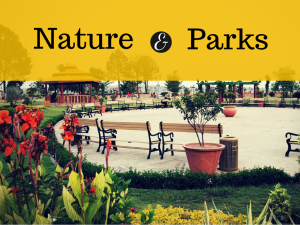 nature and parks in Islamabad