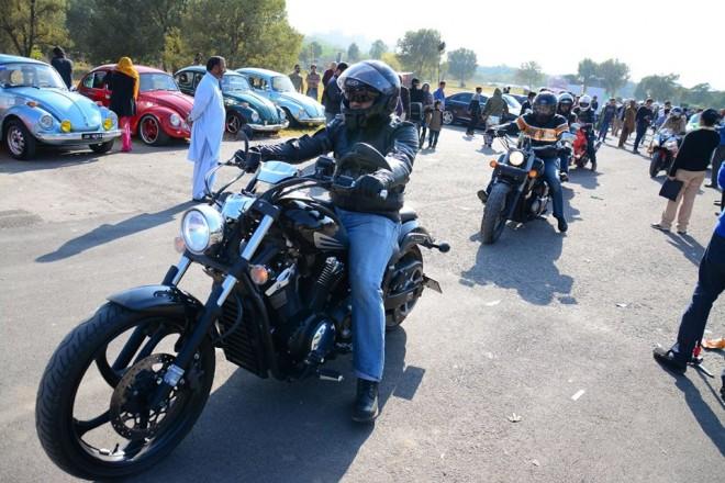 Islamabad Auto Show 2014
