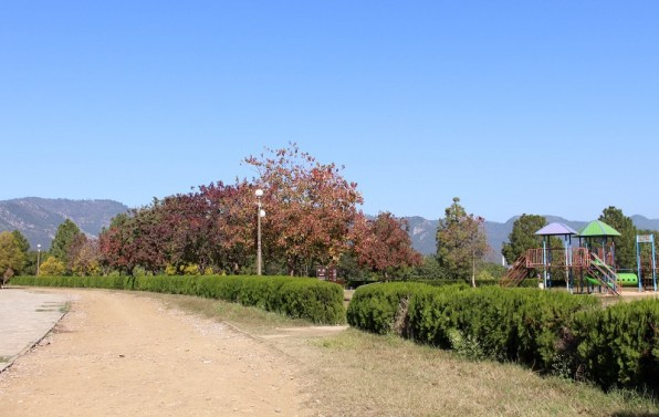 Fatima Jinnah Park Islamabad