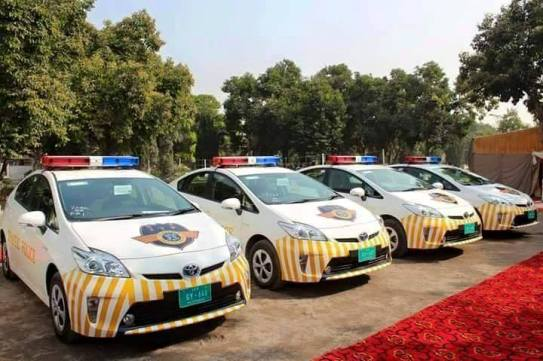 Islamabad Police got new hybrid patrolling mobiles