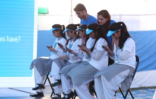 Telenor Pakistan partners with Facebookto promote internet literacy and safe use of internet among Pakistani youth