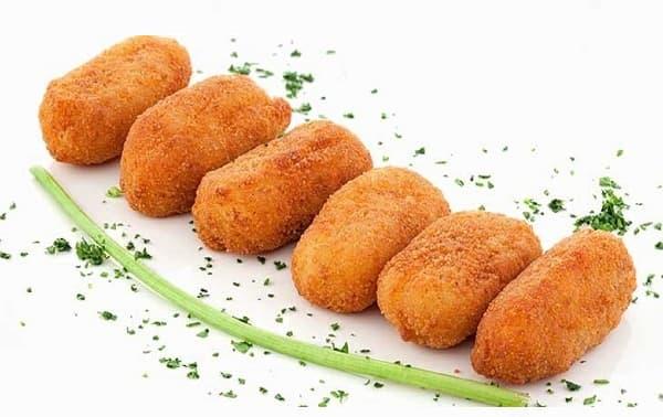Potato Chicken Cutlets