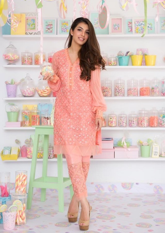 Nazli Akbar sugar rush collection 2017