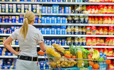 Supermarket choice overload