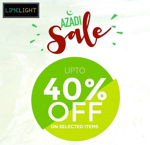 Limelight Independence Day sale
