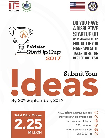 Pakistan StartUp Cup