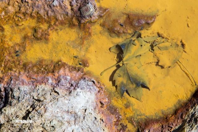 Texturas rio tinto