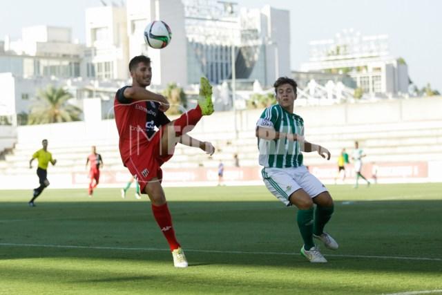 Betis B 0 Mérida 1-8