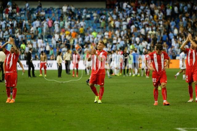Málaga CF 0 Sevilla FC 0-73