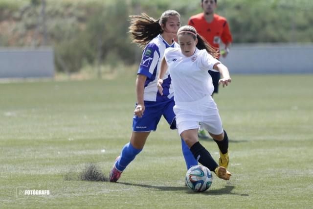 Sevilla Fem 7 Hispalis 0-30