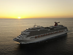 Carnival Splendor, Los Angeles