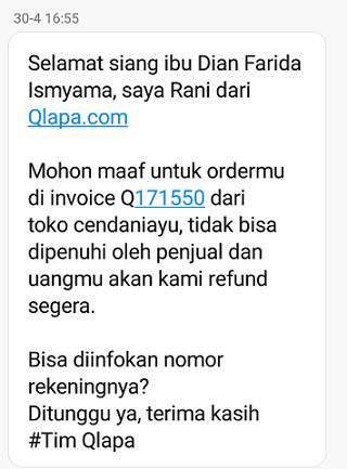 customer care qlapa