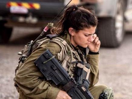 Female IDF Commander Receives Citation for Foiling Major Infiltration of Terrorists.