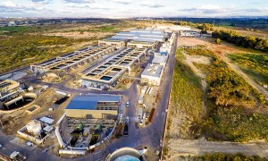 Sorek Desalination Plant. Photo courtesy of IDE Technologies.