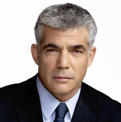 Yair Lapid - We Are At War