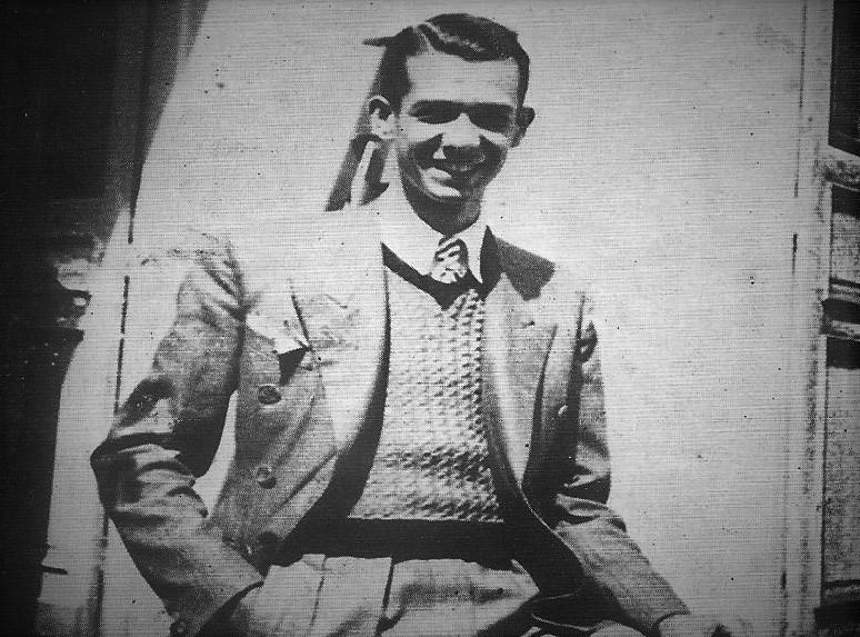 Antonio Candido, 1936
