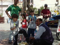 Mit Kindern in Istanbul