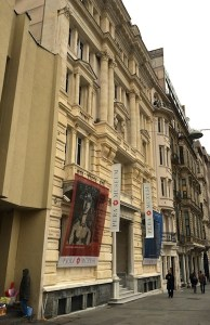 Pera Museum in Istanbul