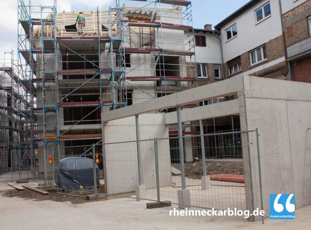 Schwetzingen- Baustellenbegehung-Karlsruher Straße-20140910-004-5