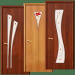 Ламинированные и ПВХ двери