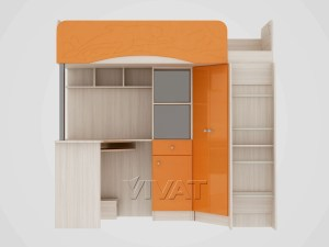 Оранжевый металлик 2,03 м
