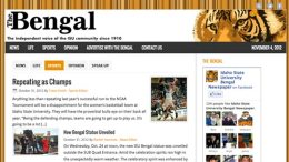 The new version of www.isubengal.com is now up and running.