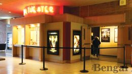 The Pocatello Film Society shows documentaries in the Bengal Theater.