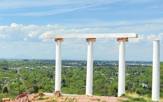 Red Hill Pillars