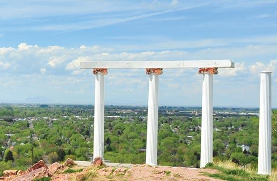 Red Hill Pillars