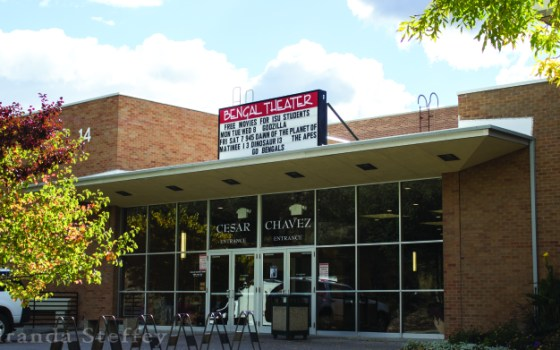 The Bengal Theater provides low-to-no -cost  entertainment for ISU students.