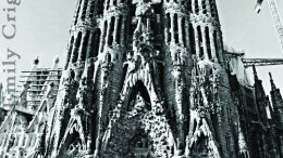 La Sagrada Familia is one location students on the 12-day immersion trip will visit this spring.