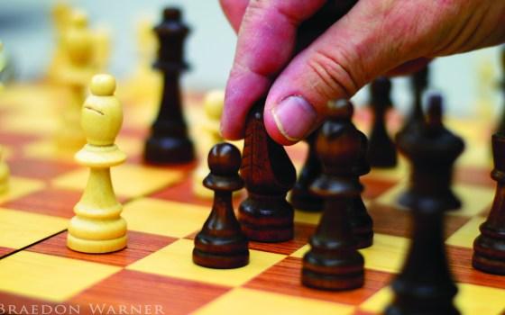 Ear Neeser-chess