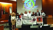 """Human Rights Abuses: Expose the Cover Ups"" Conference photo"